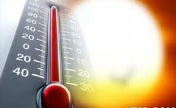 """""""الأرصاد"""": طقس شديد الحرارة خلال فترة الظهيرة على الشرقية والوسطى والغربية"""
