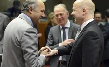 فرنسا وبريطانيا قلقتان من استخدام أسلحة كيماوية في سوريا