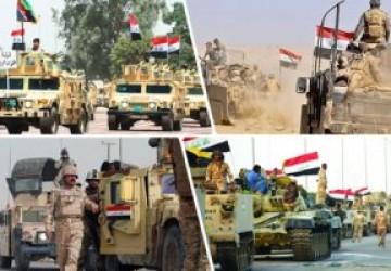 """الجيش العراقى يعلن اعتقال عناصر إرهابية ضمن عملية """"ثأر الشهداء"""""""
