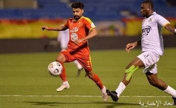 مواجهة القادسية والعين تنتهي بالتعادل الإيجابي في دوري كأس الأمير محمد بن سلمان للمحترفين