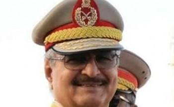 الخارجية الأمريكية: وفد رفيع المستوى التقى حفتر لبحث الأزمة الليبية