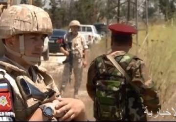 المرصد السورى: مقتل أربعة ضباط روس فى هجوم للفصائل بإدلب