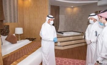 تهيئة 11 ألف غرفة فندقية لاستضافة المواطنين العائدين من الخارج