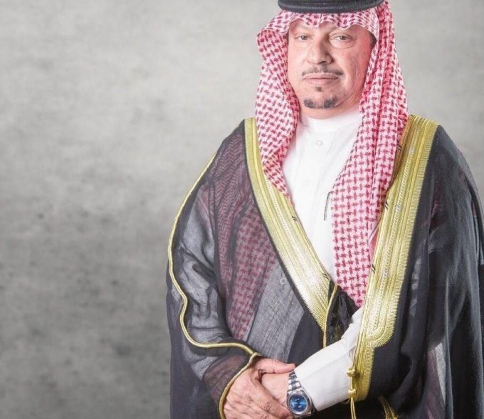 الهزاع يهنيء القيادة الرشيدة والأهالي بمناسبة عيد الفطر المبارك