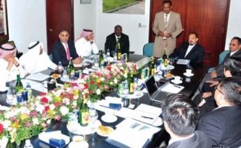 بقشان وشانتوي تعقدان شراكة لتعزيز السوق السعودية بالمعدات الثقيلة