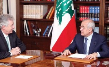 تعهد أميركي بمساعدة الجيش اللبناني