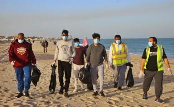 انطلاق حملة «الشرقية نظيفة» في الخفجي بمشاركة عدد من المتطوعين