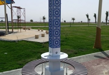 بلدية محافظة الخفجي تبدأ تفعيل أجهزة خدمات الواي فاي بالواجهة البحرية