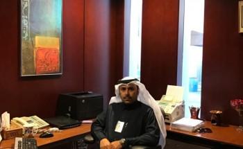 محمد العنزي مدير لمصرف الراجحي فرع المروج بالخفجي