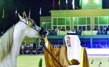 خالد الفيصل يتوج الفائزين بالمراكز الأولى في بطولة منطقة مكة العاشرة لجمال الجواد العربي «فئة B»