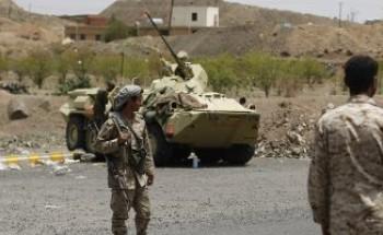 """قوات الجيش اليمنى تحبط هجومًا حوثيًا باتجاه مديرية """"حيس"""" بالحديدة"""