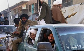 ارتفاع حصيلة ضحايا هجوم طالبان على نقطة للجيش جنوبى أفغانستان إلى 14 جنديا