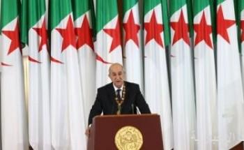 الرئيس الجزائرى يعفو عن بعض نشطاء حركة الاحتجاجات