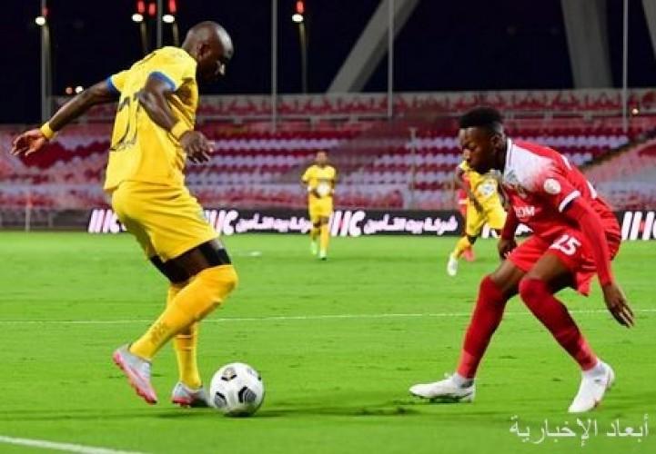 التعاون يتغلب على الوحدة بثنائية في الجولة الـ 20 من دوري كأس الأمير محمد بن سلمان للمحترفين