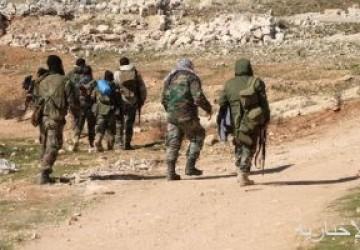 المرصد السوري: الميليشيات الإيرانية حولت منطقة في ريف دير الزور لمنطقة عسكرية