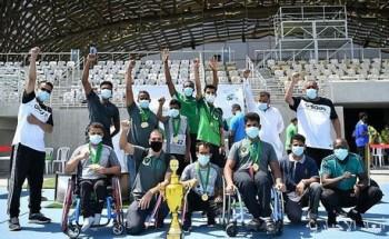 نادي جدة يُتوج بكأس بطولة المملكة المفتوحة لألعاب القوى لجميع الإعاقات
