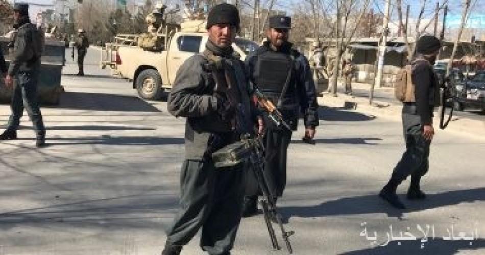 إصابة 15 مدنيا فى انفجار لغم أرضى بالعاصمة الأفغانية كابول