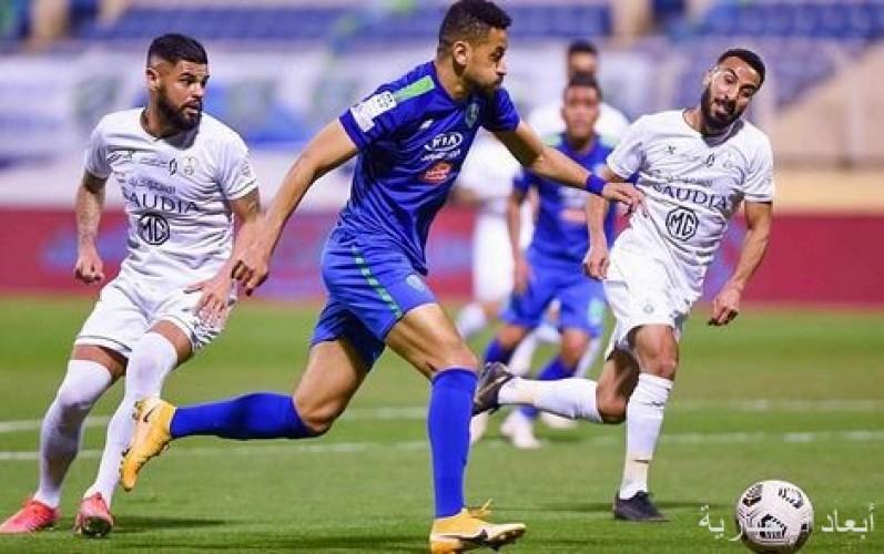 الفتح ينتصر على ضيفه الأهلي في الجولة 24 من دوري كأس الأمير محمد بن سلمان للمحترفين