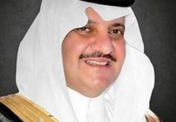 أمير المنطقة الشرقية يرفع التهنئة للقيادة بمناسبة عيد الفطر المبارك