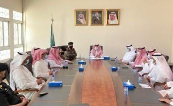 محلي الخفجي يعقد اجتماعه الثاني