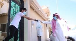 شاهد بالفيديو.. 140 مستفيد من مبادرة إيصال الأدوية في الخفجي