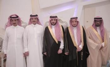 أبناء شبيب بن سهو الزعبي يحتفلون بزواج أخيهم «عبدالله»
