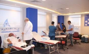 الخفجي.. غرفة الشرقية تنظم حملة التبرع بالدم بمشاركة رجال الأعمال