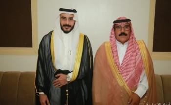 علي الشمري يحتفل بزواج إبنه « مشاري »