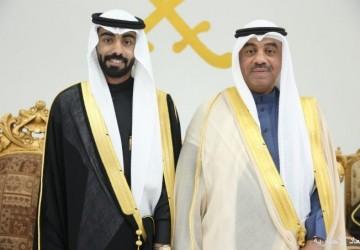 محمد العنزي يحتفل بزواج أبنه «فواز»