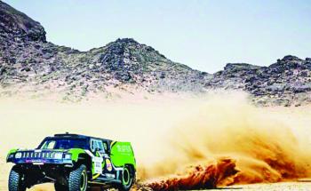 السيف: زيادة المتسابقين ومرحلة جديدة في رالي حائل
