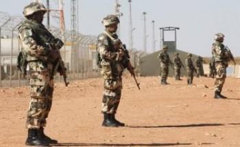 الجيش الجزائرى يعلن توقيف شخصين بتهمة الانضمام للجماعات الإرهابية