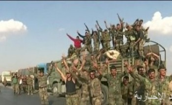 الجيش السورى يستعيد السيطرة على قرية المشيرفة بريف إدلب