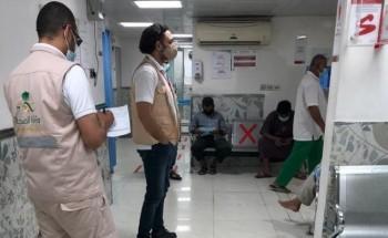 أكثر من 190 ألف زيارة رقابية للتأكد من تطبيق الإجراءات الوقائية بالمؤسسات الصحية
