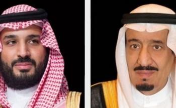 القيادة تعزي سلطان بروناي دار السلام في وفاة نجله