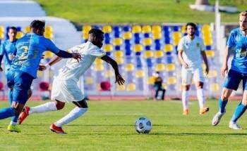 الاتحاد يتغلب على مستضيفه العين في دوري كأس الأمير محمد بن سلمان للمحترفين