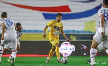 التعاون يتغلب على أبها في دوري كأس الأمير محمد بن سلمان للمحترفين