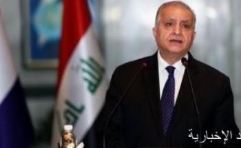 وزير الخارجية العراقى: سنتخذ الإجراءات اللازمة بشأن الاعتداءات الامريكية على الحشد