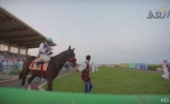 شاهد: فيديو أولى سباقات فروسية الخفجي بدعم الأمير سلطان وسيارة من أرامكو الخليج