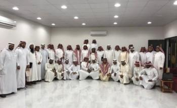 مجمع عبدالرحمن بن عوف والمهاجرون بالخفجي يحتفي بمعلميه ويكرم المتقاعدين