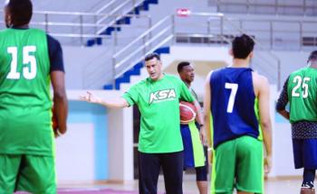 جدة تُعد «أخضر السلة» للبطولة الخليجية