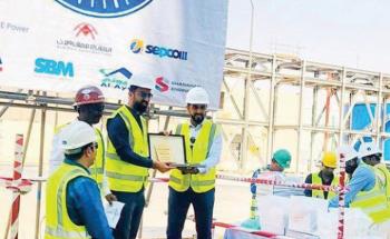 «السعودية للكهرباء»: 30 مليون ساعة عمل دون إصابات بمحطة الرياض الـ 14