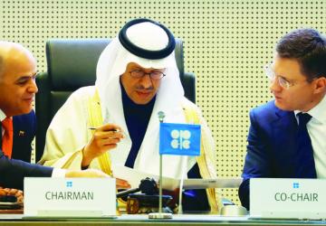 رئيس أوبك يمتدح دور المملكة وتعاونها التاريخي لدعم صفقة خفض الإنتاج