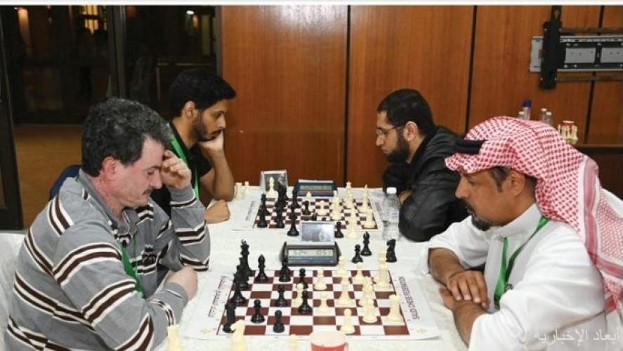 النهير بطلًا لبطولة الأنصار الدولية للشطرنج