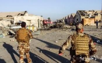القوات الأمنية العراقية تقتل 8 إرهابيين فى شمال البلاد