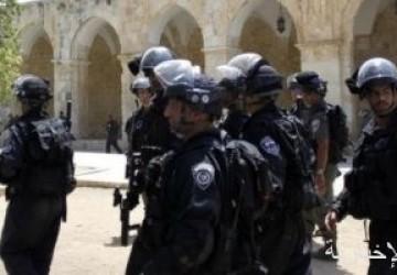 """الاحتلال الإسرائيلى يغلق حاجز """"بيت ايل"""" شمال البيرة للخارجين من المحافظة"""