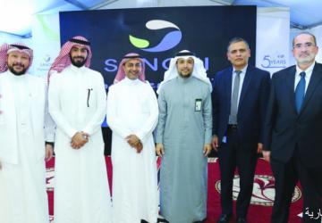 «سانوفي» السعودية تحتفل بمناسبة مرور خمس سنوات على إنشاء مصنعها