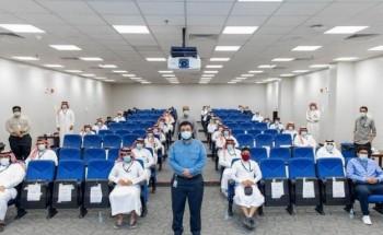 """""""صدارة"""" تستقبل 44 متدربًا ومتدربة في برنامج التدريب التعاوني"""