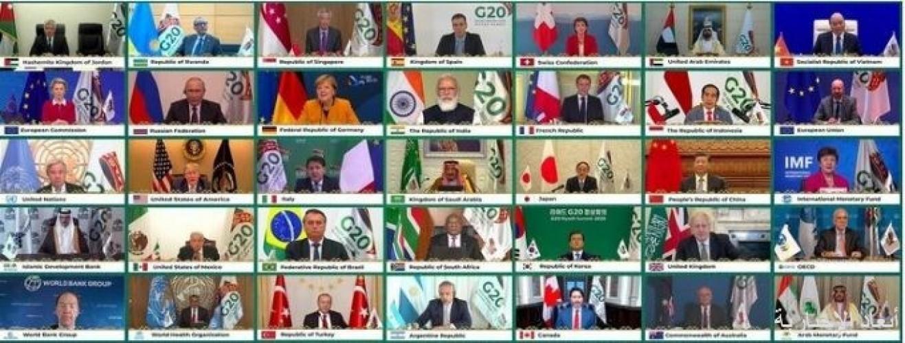 الرئيس الكوري: أتمنى أن يلهم اجتماع مجموعة العشرين في السعودية العالم