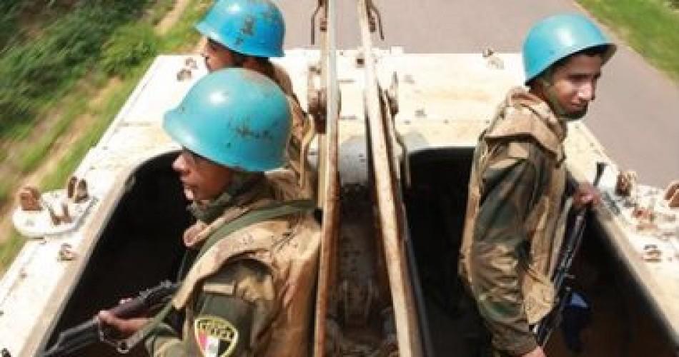 أمين عام الأمم المتحدة يدين مقتل أحد حفظة السلام فى هجمات مسلحة بأفريقيا الوسطى