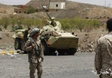 مقتل 4 من عناصر المليشيا الحوثية فى عملية للجيش بتعز